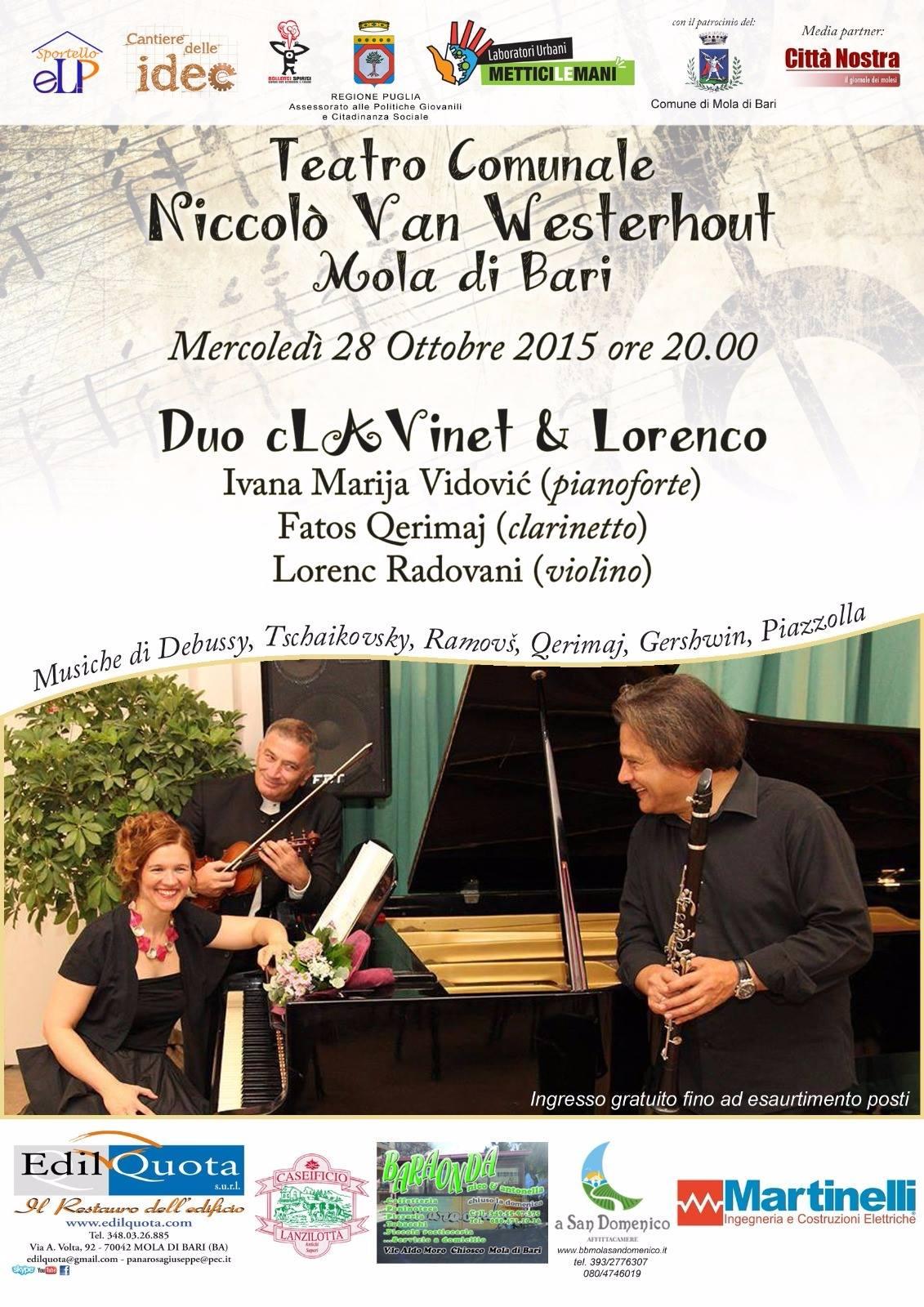 Ivana Marija Vidovic Pianist Calendar